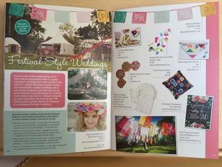 Creative Brides Magazine Feature