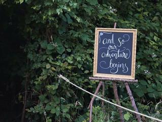 Wedding Signage Quotes