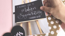 Wedding Ideas Magazine - Spotlight on The Chalk Spot