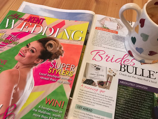 Your Kent Wedding Magazine Feature