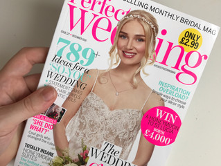 Perfect Wedding Editorial Feature