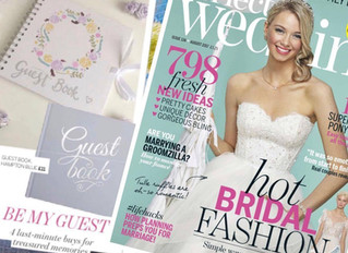 Perfect Wedding Magazine August Feature 2017