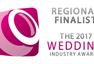 The Wedding Industry Awards 2017 Regional Finalist