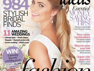 Wedding Ideas Magazine Feature March 2017