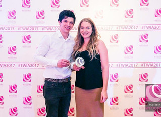 The Wedding Industry Awards 2017 WINNER Special Touch London and the South East