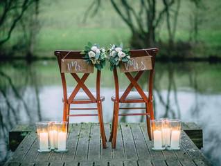 Wedding HangingChair Signs Decor