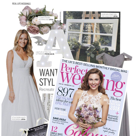 Perfect Wedding Magazine December Feature 2017