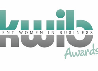 Shortlisted for Kent Women in Business 2017