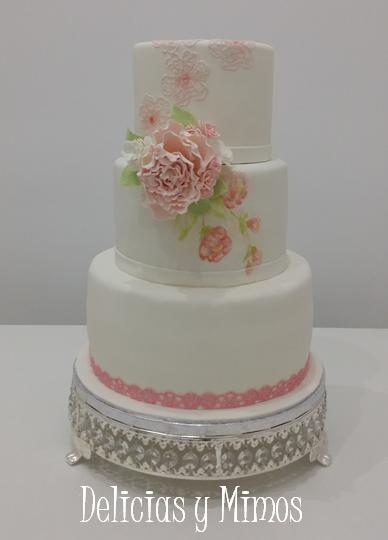 tarta boda