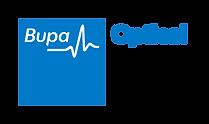 Bupa Optical Website Logo Digital (RGB D