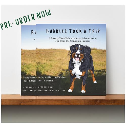 """""""Bubbles Took a Trip"""" {Launches Dec 10th}"""