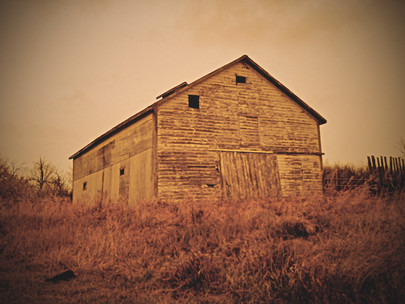 Two barns... one storied history.