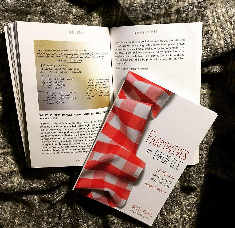 Billi J. Miller | Farmwives Book Project