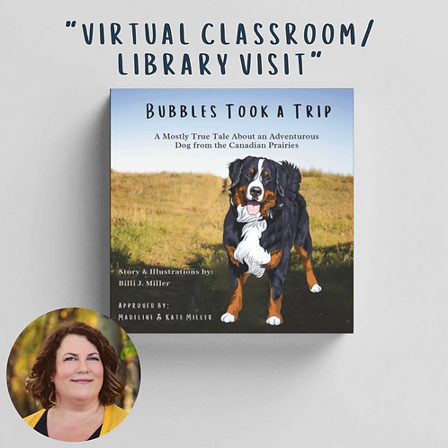 Purchase a Personalized Virtual Book Reading