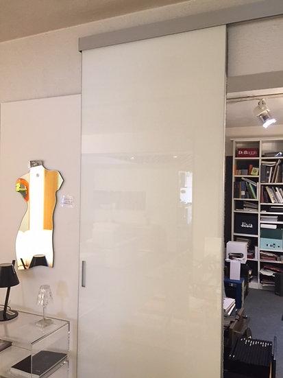 porta scorrevole rimadesio  ghapis light larg vetro