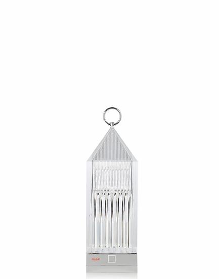 Lampada Lantern / Kartell art.9355 a batteria ricaricabile