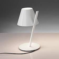 lampada da tavolo artemide la petite bianca