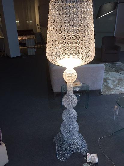 lampada da terra Kartell