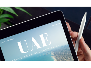 UAE Weekly News Roundup 31/01/21