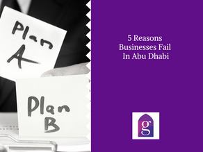 5 Reasons Businesses Fail In Abu Dhabi