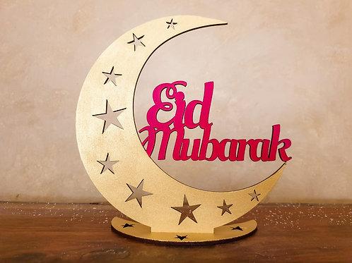 Eid Mubarak Decorative Table Decor