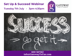 Set Up & Succeed Webinar