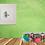 Thumbnail: Green Mermaid MOUNTED PRINT