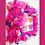 Conversation Hearts Valentines Day wreath Love hearts decor Valentines day gifts Abu Dhabi Dubai Al Ain Gateway Art Sales