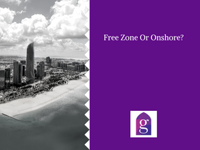Free Zone Or Onshore?
