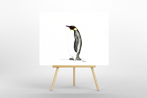 The Penguin ORIGINAL PAINTING
