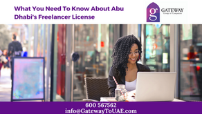What You Need To Know About Abu Dhabi's Freelancer License
