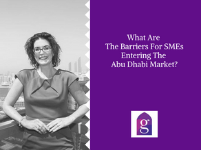 What Are The Barriers For SMEs Entering The Abu Dhabi Market?