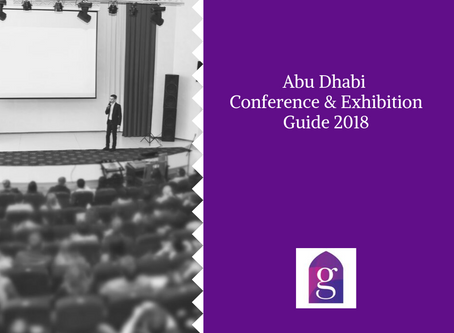 Abu Dhabi Conference & Exhibition Guide 2018