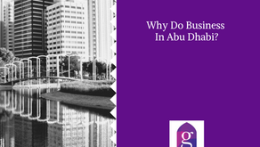 Why Do Business In Abu Dhabi?