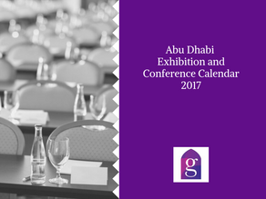 Abu Dhabi Exhibition and Conference Calendar 2017