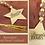 Ramadan Mubarak wood bead garland decor gold Abu Dhabi Dubai Al Ain UAE Gateway Art Sales LLC