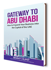 Gateway to Abu Dhabi e-book by Jenny Hun