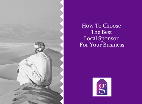 How To Choose The Best Local Sponsor For Your Business