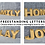 custom a-z freestanding wooden felt ball letters words initials in Abu Dhabi Dubai Al Ain UAE by Gateway Art Sales Order Now