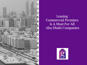 Leasing Commercial Premises Is A Must For All Abu Dhabi Companies
