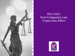 The UAE's New Companies Law Comes Into Effect