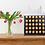 Ramadan Countdown Calendar Ferrero Rocher chocolate holder mosque blue silver Abu Dhabi Al Ain Dubai Gateway Art Sales gifts