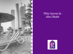 Why Invest in Abu Dhabi