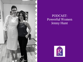 PODCAST: Powerful Women - Jenny Hunt