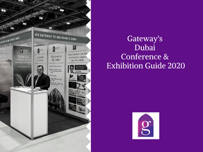 Gateway's Dubai Conference & Exhibition Guide 2020