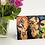 Arabic Ladies greeting card envelope art culture style Eid Ramadan Birthday eyes Gateway Art Sales Abu Dhabi Dubai Al Ain