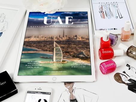 UAE Weekly News Roundup 11/10/20