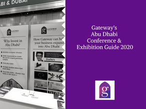Gateway's Abu Dhabi Conference & Exhibition Guide 2020