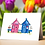pink blue notelets gift set beach huts beach houses envelopes writing notes Gateway Art Sales Abu Dhabi Dubai UAE tulips