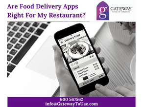 Are Food Delivery Apps Right For My Restaurant?